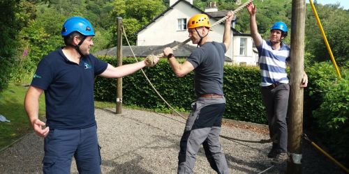 XLVets' members get to grips with the challenges of leadership