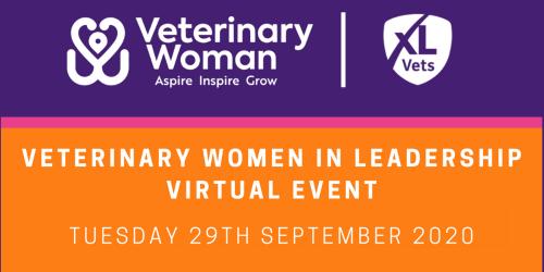 Veterinary Women in Leadership virtual event confirms stellar speakers