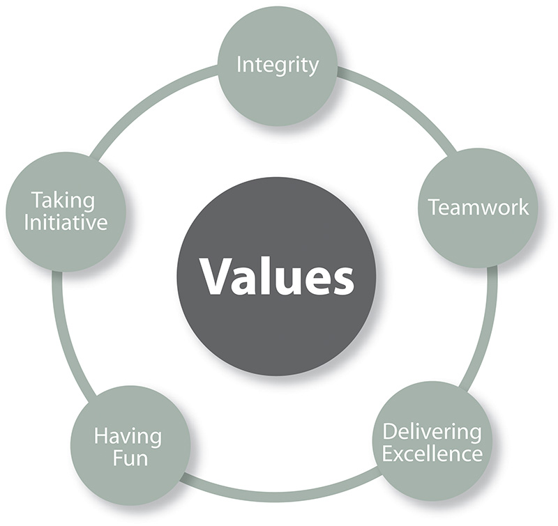 The XLVets Values
